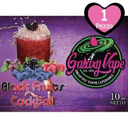 Black Fruit Galaxy Vape 10 ml