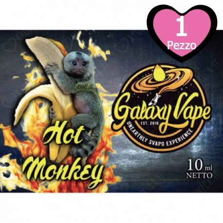 Hot Monkey Galaxy Vape 10 ml