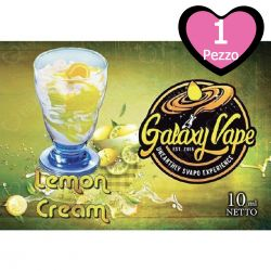 Lemon Cream Galaxy Vape 10 ml