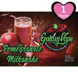 Pomegranate Milkshake Galaxy Vape 10 ml