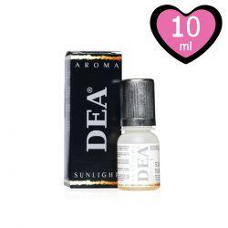 Sunlight Aroma DEA Flavor Liquido Concentrato al Tabacco da Diluire per Sigarette Elettroniche