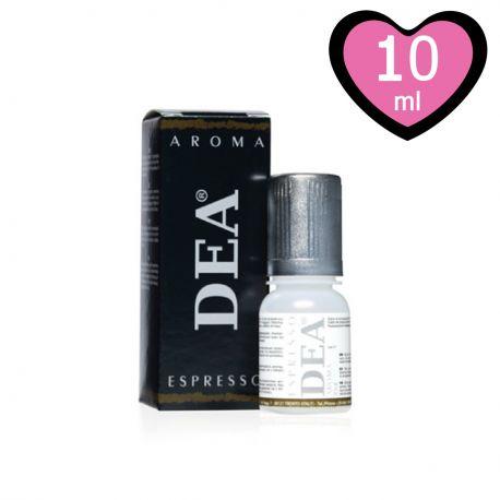 Espresso Aroma DEA Flavor Liquido Concentrato al Caffè da Diluire per Sigarette Elettroniche