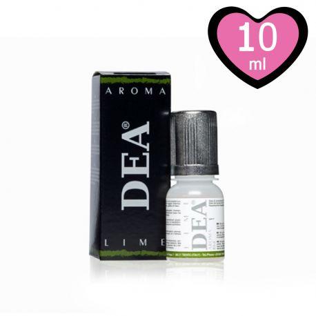 Lime Aroma DEA Flavor Liquido Concentrato al Lime da Diluire per Sigarette Elettroniche