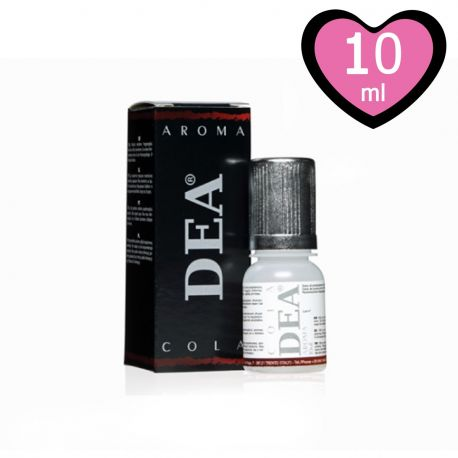 Cola Aroma DEA Flavor Liquido Concentrato alla Cola da Diluire per Sigarette Elettroniche