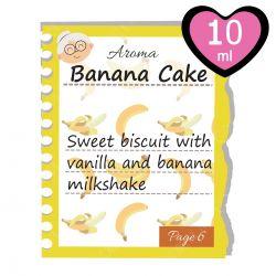 Aroma Banana Cake Granny Rita Dea - Liquido Concentrato