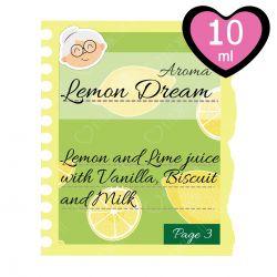 Aroma Lemon Dream Granny Rita Dea - Liquido Concentrato