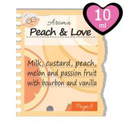 Aroma Peach & Love Granny Rita Dea - Liquido Concentrato