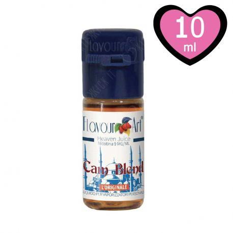 Cam Blend FlavourArt Liquido Pronto da 10 ml Aroma Tabacco