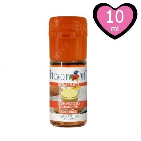 Crema Pasticcera Aroma FlavourArt Liquido Concentrato