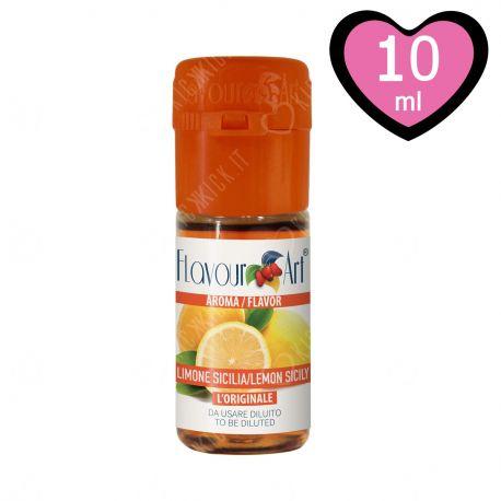 Limone Sicilia Aroma FlavourArt Liquido Concentrato