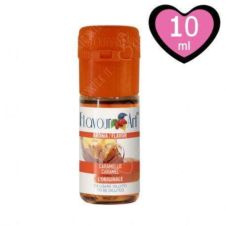 Carmel Aroma FlavourArt Liquido Concentrato al Caramello