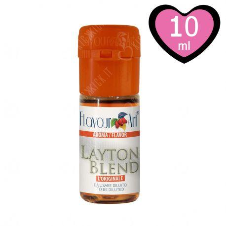 Layton Blend Aroma FlavourArt Liquido Concentrato al Tabacco