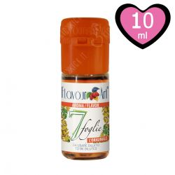 7 Foglie Aroma FlavourArt Liquido Concentrato al Tabacco