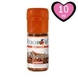 Virginia Aroma FlavourArt Liquido Concentrato al Tabacco