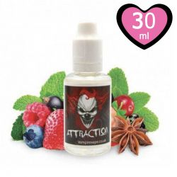 Attraction Aroma Vampire Vape Liquido Concentrato
