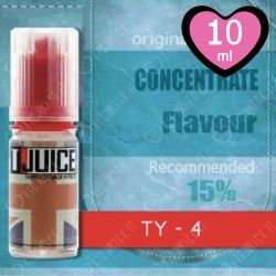 TY-4 T-Juice Aroma Tabaccoso Dolce