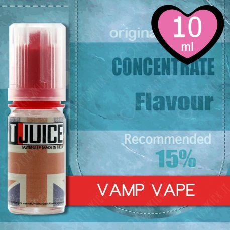 Vamp Vape T-Juice Aroma Liquido Concentrato