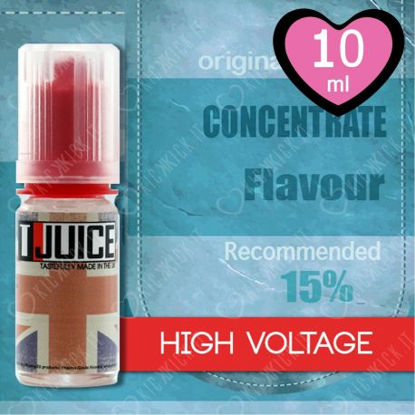 High Voltage T-Juice Aroma Concentrato