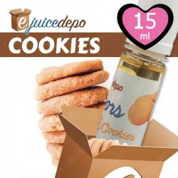 Cookies Aroma Ejuice Depo 15 ml