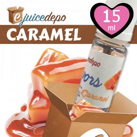 Caramel Aroma Ejuice Depo 15 ml