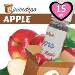 Apple Aroma Ejuice Depo 15 ml
