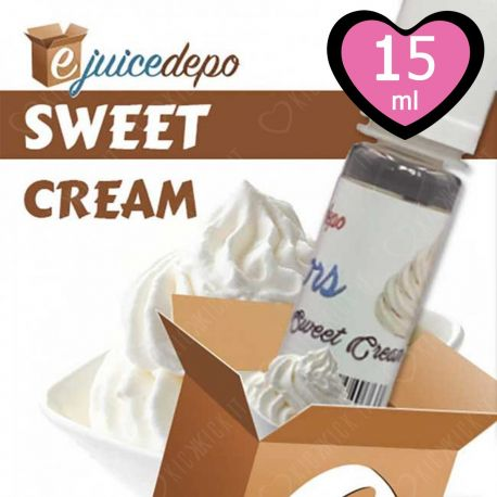 Sweet Cream Aroma Ejuice Depo 15 ml