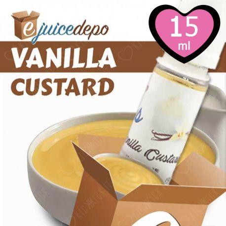 Vanilla Custard Aroma Ejuice Depo 15 ml