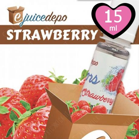 Strawberry Aroma Ejuice Depo 15 ml