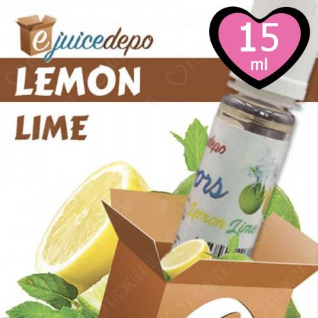 Lemon Lime Aroma Ejuice Depo 15 ml
