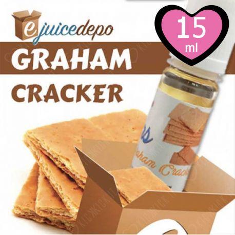 Graham Cracker Aroma Ejuice Depo 15 ml
