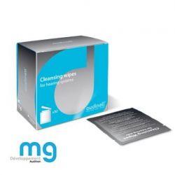 Audinell confezione da 30 Salviettine Detergenti