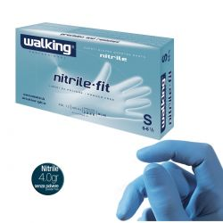 Guanti in Nitrile Monouso Walking Nitrile Fit