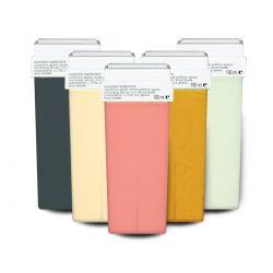 Cartucce Cera per Rullo Roll-On per Depilazione 100 ml a Scelta