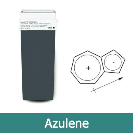 Cartuccia Cera per Rullo Roll-On per Depilazione all'Azulene 100 ml