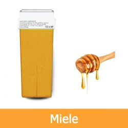 Cartuccia Cera per Rullo Roll-On per Depilazione al Miele Naturale 100 ml