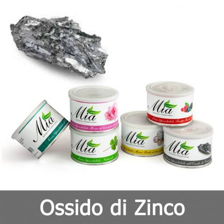 Cera Depilatoria allo Zinco Liposolubile in Barattolo 400 ml