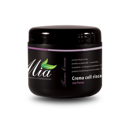 Crema Massaggio Riscaldante Cellulite 500 ml