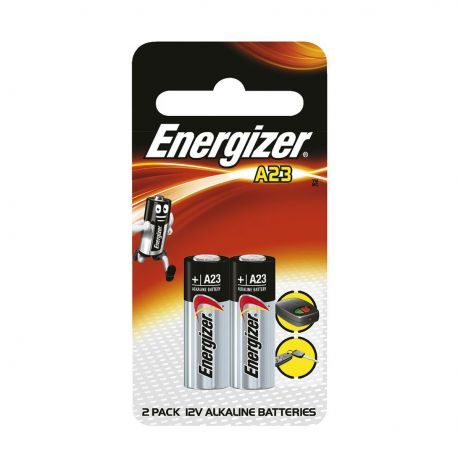 Energizer MN21 - A23 Pila Alcalina MicroStilo 12V - Blister 2 Batterie