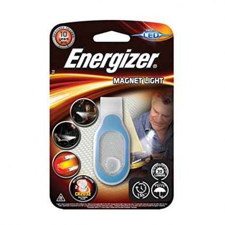Torcia a Led Magnetica in Silicone Energizer Magnet Light