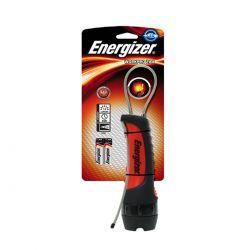 Torcia a Led da Lavoro con Gancio - Energizer Workpro 2AA