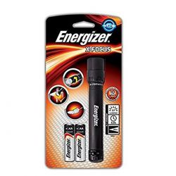 Torcia a Led Piccola Con Fuoco Regolabile Energizer X-Focus