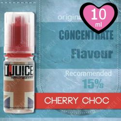 Cherry Choc T-Juice Aroma Liquido Concentrato