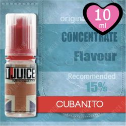 Cubanito T-Juice Aroma Tabaccoso