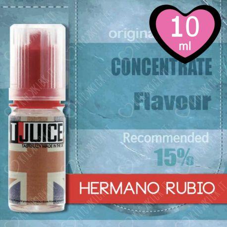 Hermano Rubio T-Juice Aroma Tabaccoso