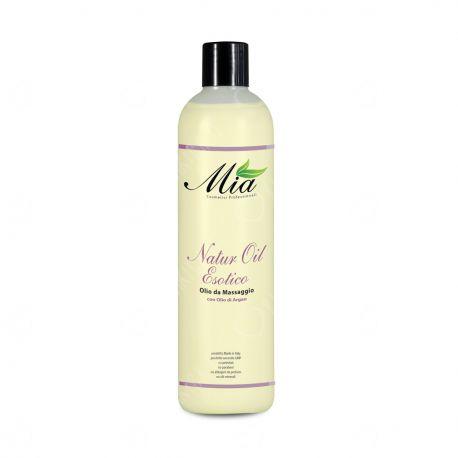 Olio da Massaggio con Olio di Argan 500 ml