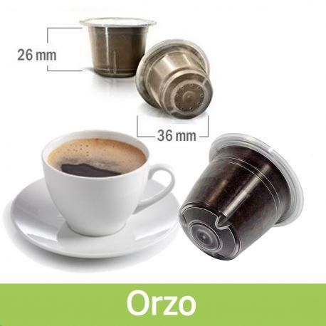 10 Capsule Caffè Solubile Orzo Compatibili Nespresso - Tre Venezie Cialde