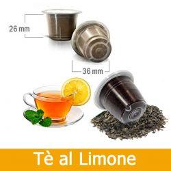 10 Tè al Limone Compatibili Nespresso