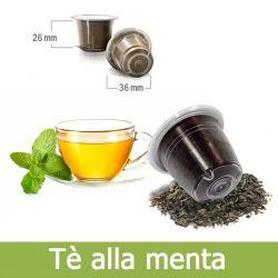 10 Tè Alla Menta Compatibili Nespresso