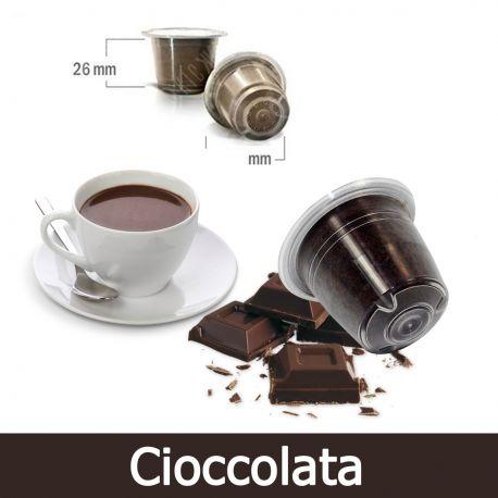 10 Capsule Cioccolata Nespresso