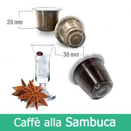 10 Caffè alla Sambuca Compatibili Nespresso
